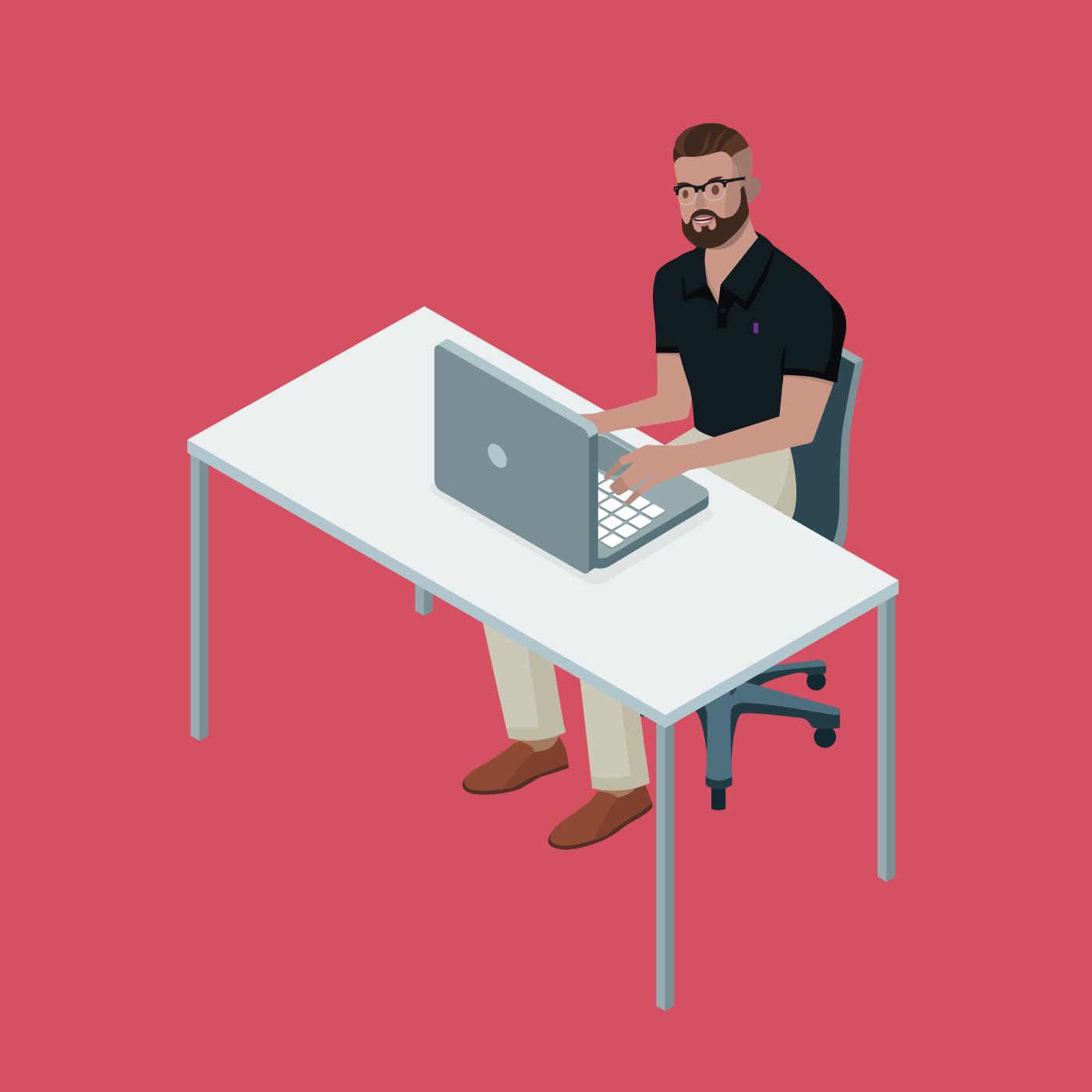 request - looking for minimalist developer personal portfolio